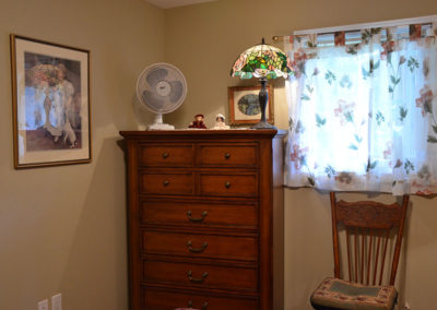 antique furniture in Unit 4